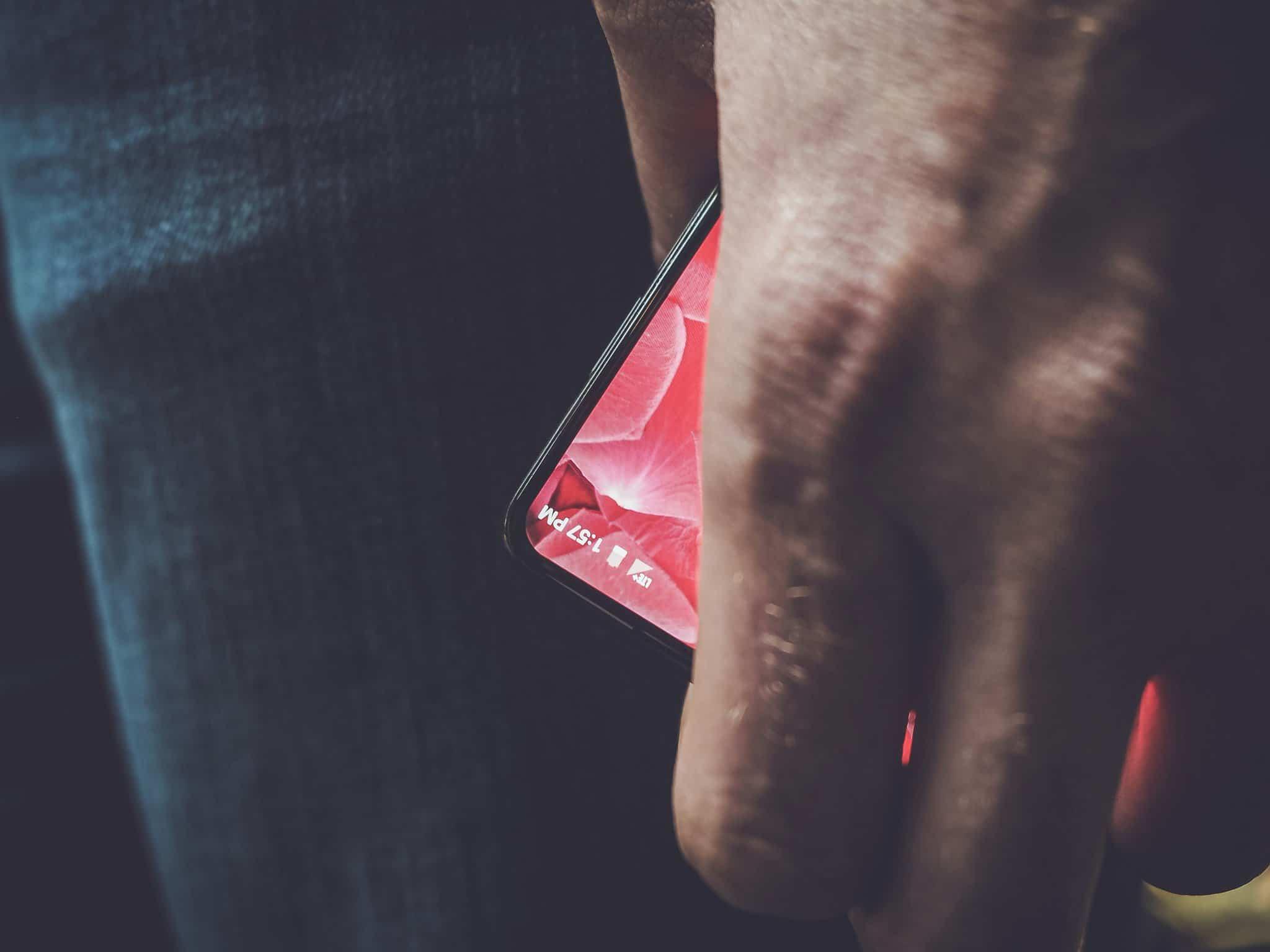 un mystérieux smartphone pour Android