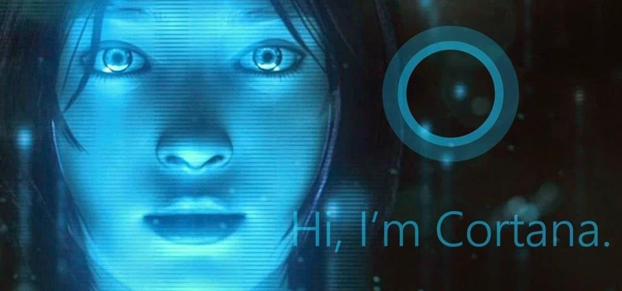 L'intelligence artificielle Cortana