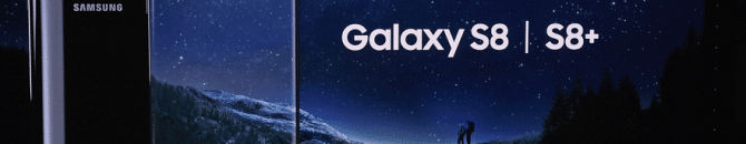 Annonce du Galaxy S8