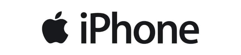 logo Apple pour iPhone 8