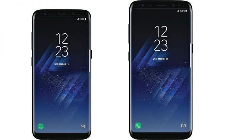 Le Galaxy S8