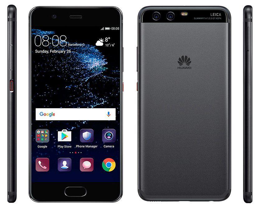 Apperçu du Huawei P10