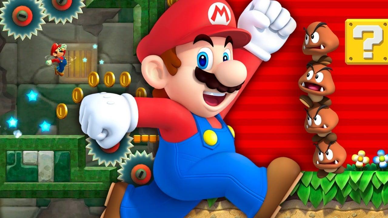 Présentation de Super Mario run