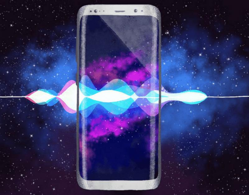 Bixby sur le Galaxy S8