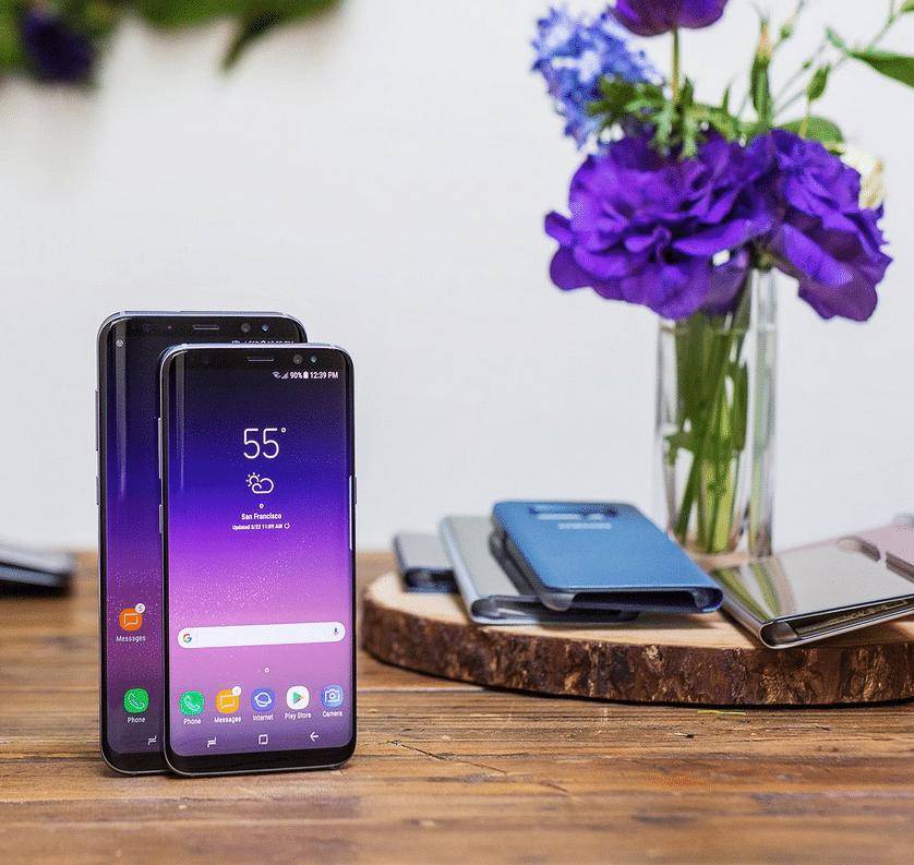 qualité du Galaxy S8