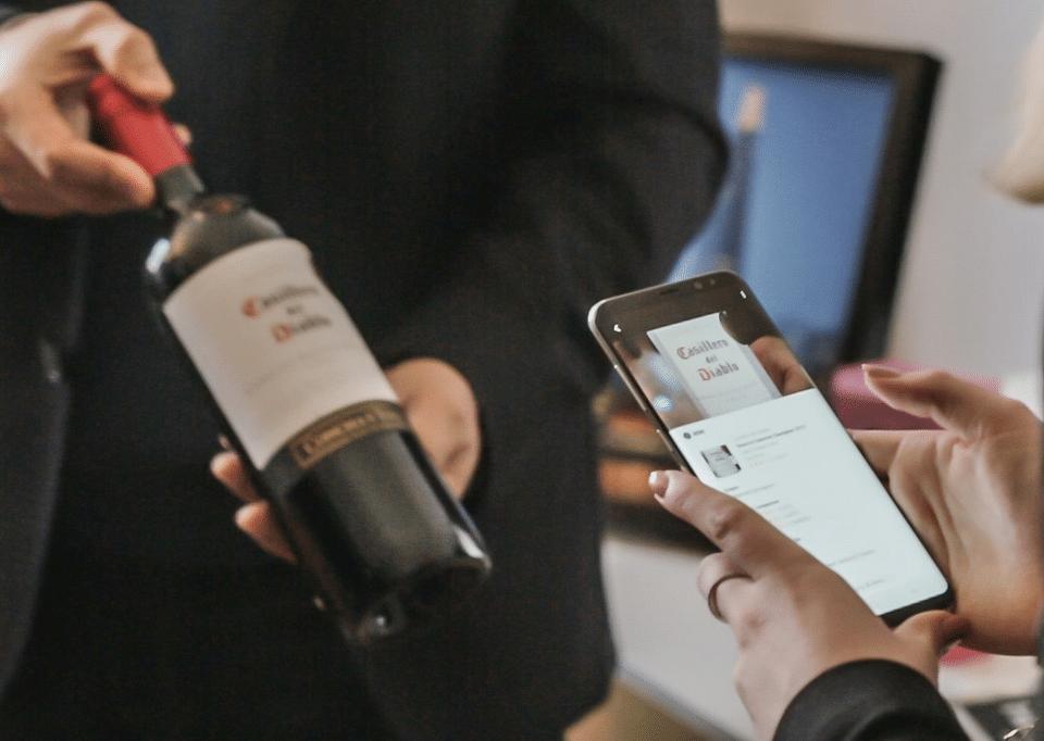 Bixby et le vin