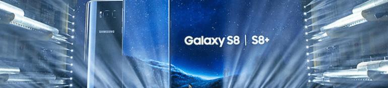 présentation du Galaxy S8
