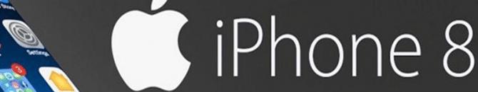 Iphone 8 prévu fin 2017