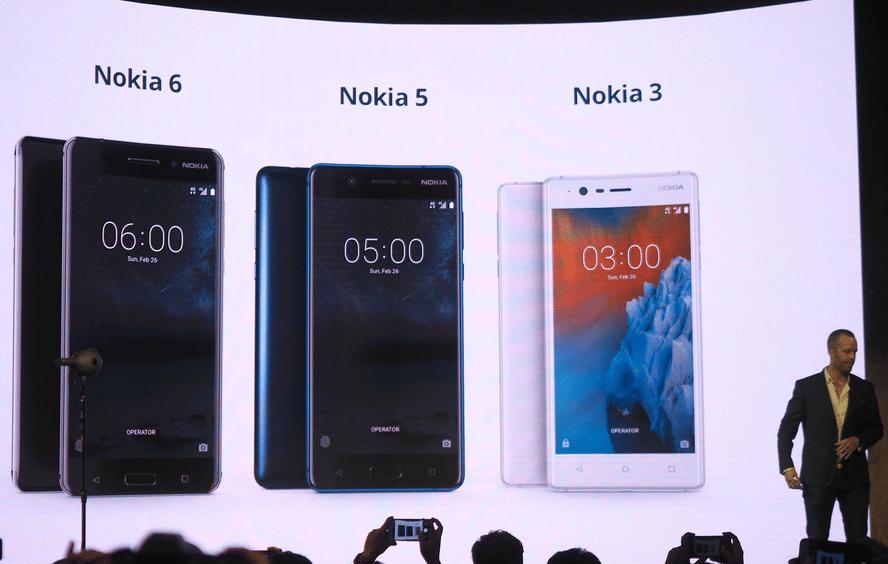 Nokia au MWC 2017