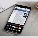 LG V30: un nouveau modèle avec double écran pour la gamme V?