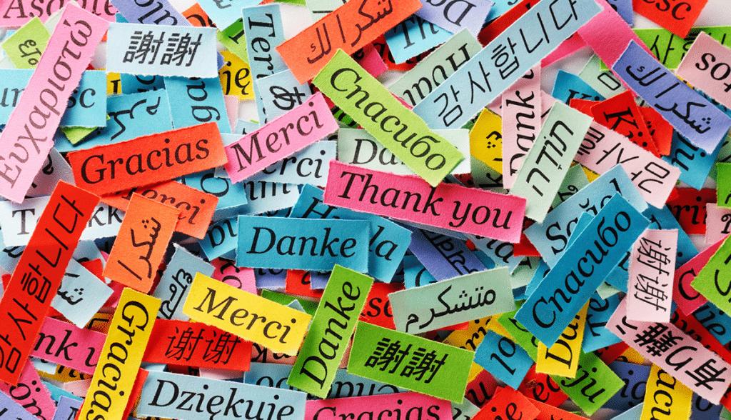 langues et variété