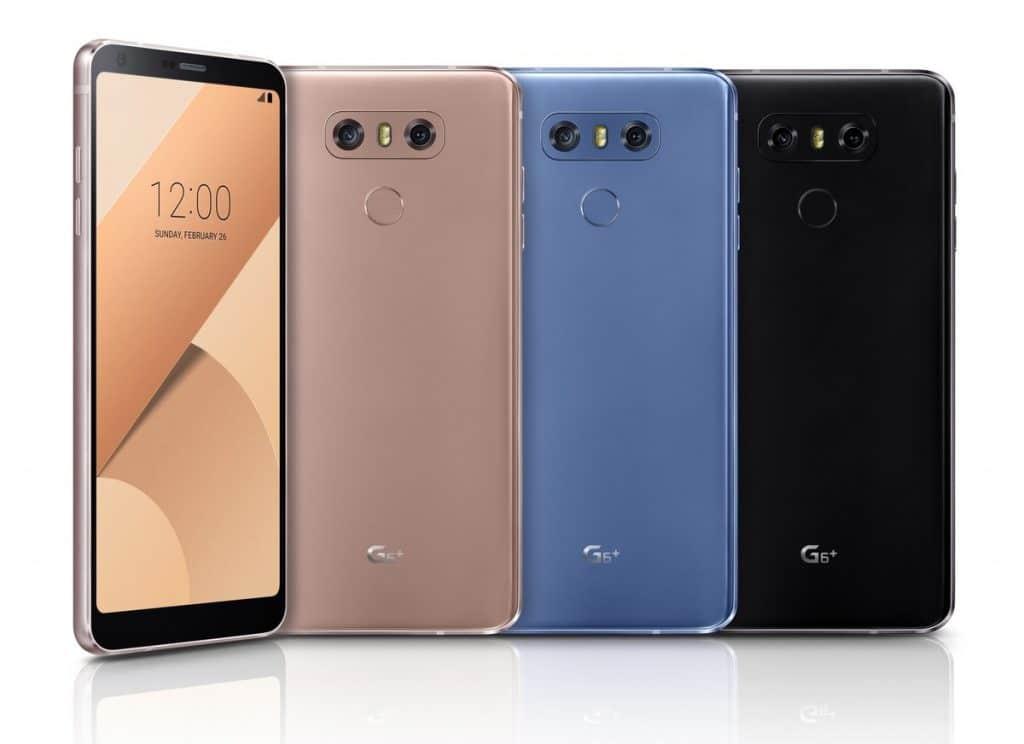 G6+ LG