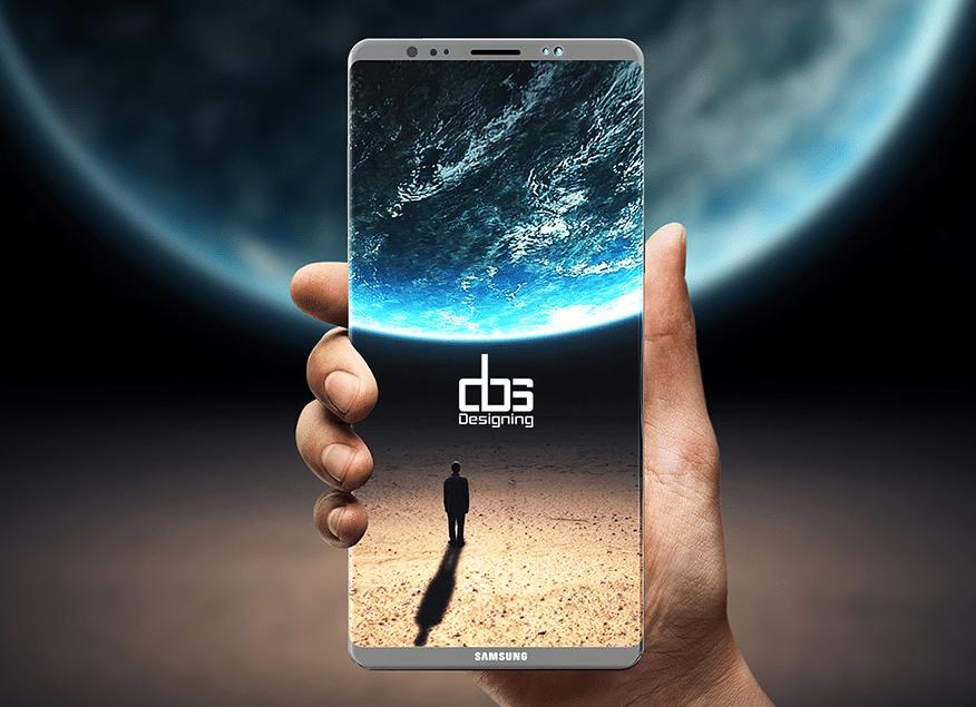 visuel Galaxy Note 8