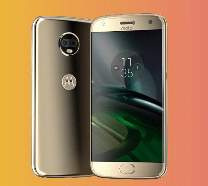 moto x4 apparence