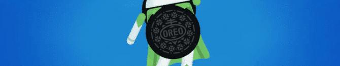 Android présente la version 8.0 Oreo de son système d'exploitation.