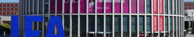 L'IFA 2017 s'est déroulé à Berlin du 1 au 6 septembre