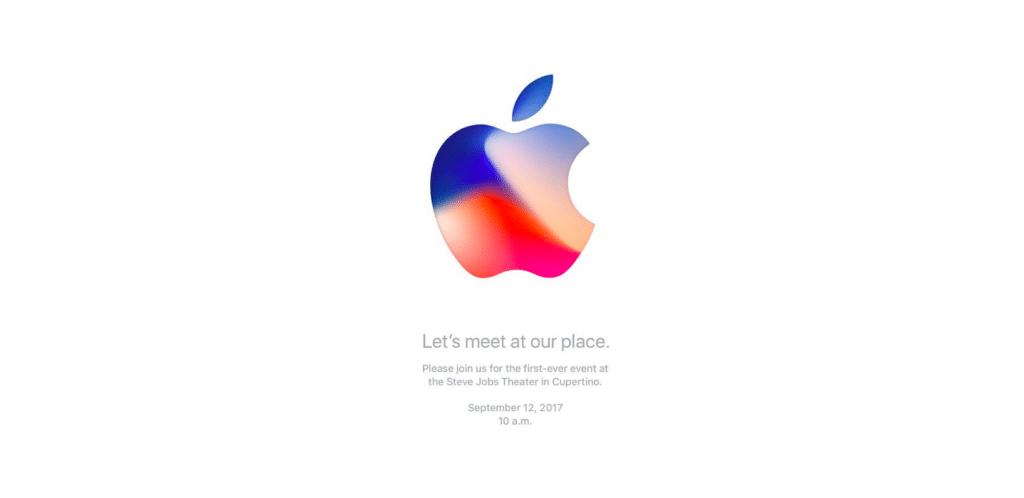 Keynote Apple iPhone 8