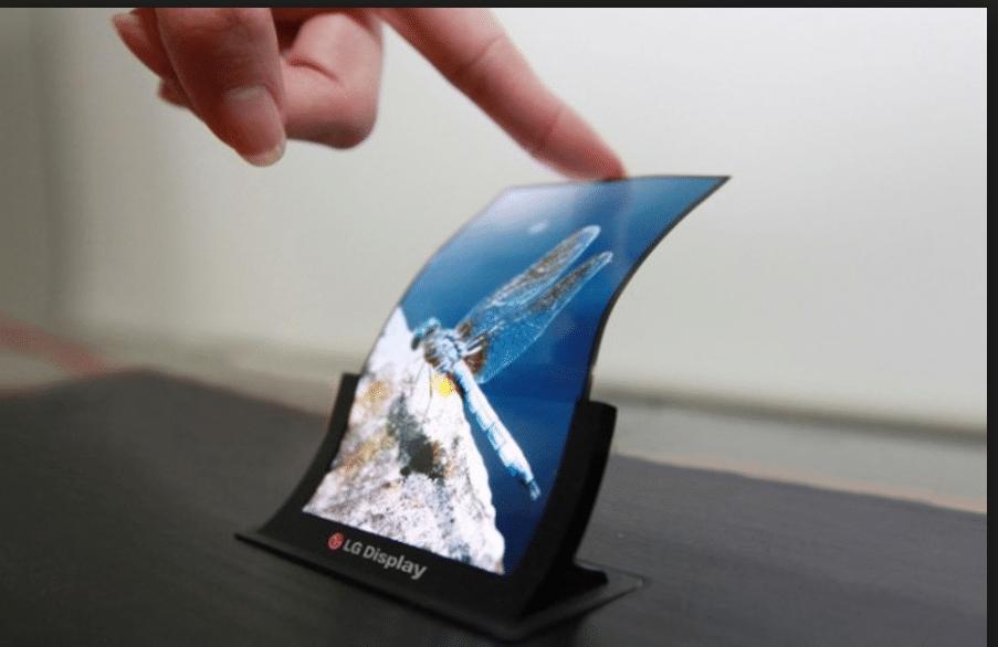 La nouvelle technologie d'écran OLED