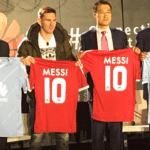 Messi à l'honneur chez Huawei : édition limitée du Mate 9 Lite