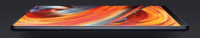 Le Xiaomi Mi Mix 2 est disponible pour moins de 500 euros