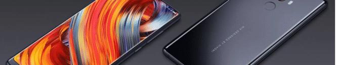 Xiaomi présente le tout nouveau Mi Mix 2