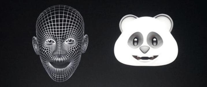 La technologie Face ID d'Apple permetra de créer des Animojis