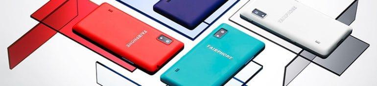 Le FairPhone 2, un smartphone éthique et durable