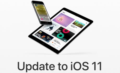 Le nouveau système d'exploitation de Apple, iOS 11 est déjà disponible en téléchargement