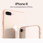 L'iPhone 8 est le smartphone le plus rapide au monde, loin devant le Galaxy Note8