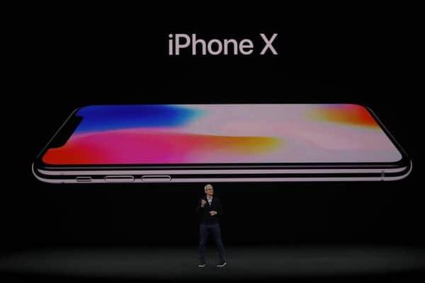 Le succès de l'iPhone X va rapporter gros à Samsung