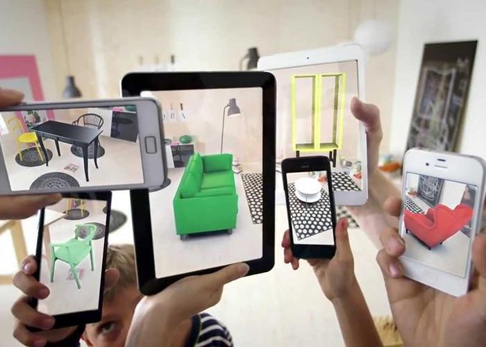 La réalité augmentée sur smartphone pourrait avoir de nombreuses applications