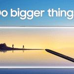 Samsung Galaxy Note8 : 270 000 exemplaires écoulés en deux jours
