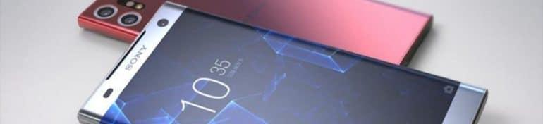 Sony pourrait proposer un smartphone borderless dès 2018.