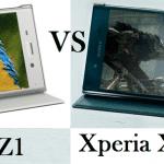 Sony Xperia XZ1 VS XZ Premium : du presque pareil au même