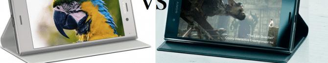 Difficile de différencier les deux Sony Xperia du japonais