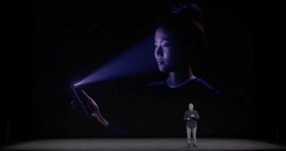 La reconnaissance faciale TouchID de l'iPhone X a de quoi surprendre