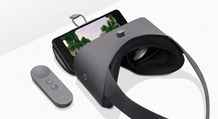 Google présente Daydream View, un casque de Réalité Virtuelle