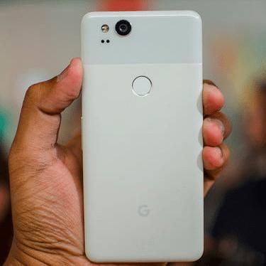 Le Google pixel 2 ne dispose que d'un seul capteur arrière