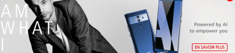 Le Huawei Mate 10 a été présenté à Munich le 16 octobre
