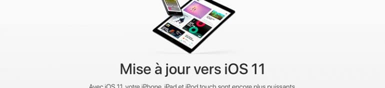 Apple a lancé un correctif pour iOS 11. Mais il ne vient remédier qu'à un seul bug alors que plusieurs ont été signalés.