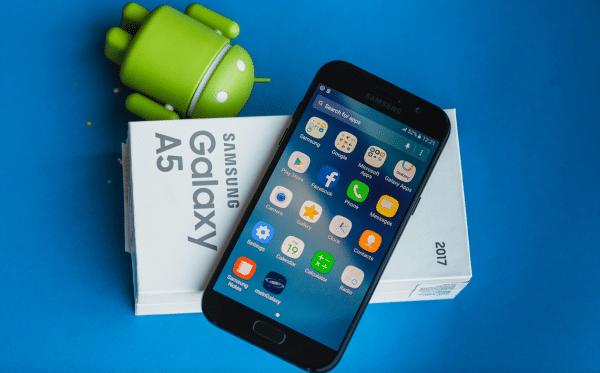 Le Galaxy A5 de Samsung