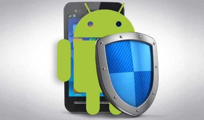 Les virus sont moindres grâce à Google Play Protect.