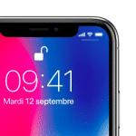 L'écran de l'iPhone X issu de la technologie Samsung fait parler de lui