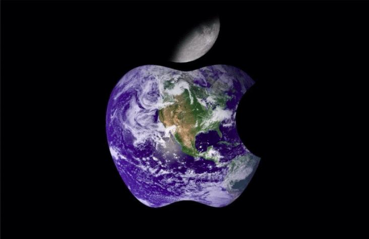 Apple, entreprise mondialisée