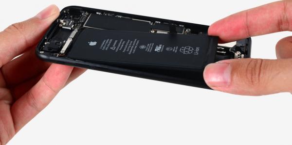 iOS 11 le tortionnaire de batterie.