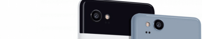 Le Google Pixel 2 est le meilleur photophone du marché.