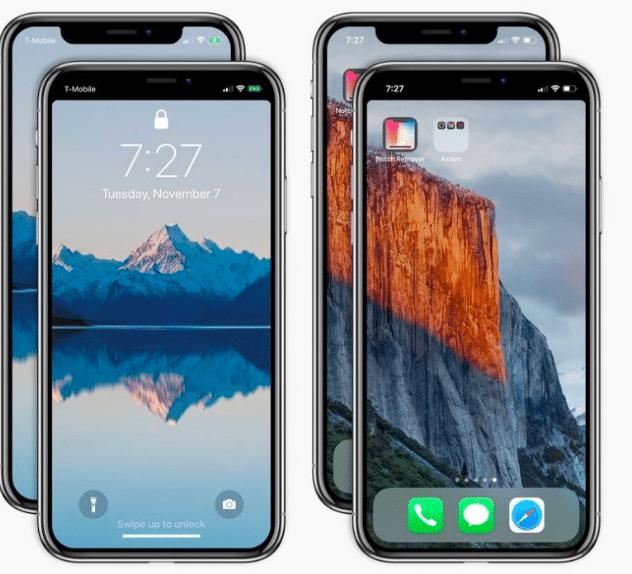 Le constructeur Apple a validé l'application visant à faire disparaitre l'encoche perçue comme un défaut.