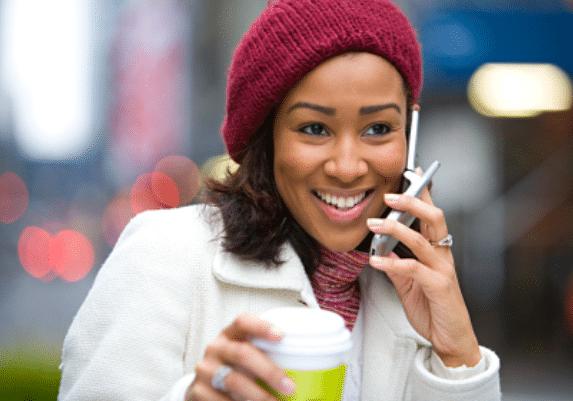 Téléphoner avec un réseau Wi-Fi est possible avec le réseau Bouygues.