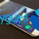 Téléphoner grâce au Wi-Fi avec Bouygues depuis un Galaxy S8 ou S8+