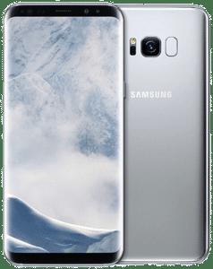 Samsung Galaxy S8 – Argent (Blanc) 64 Go
